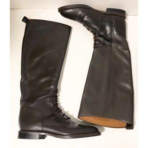 Vintage Nine West Equestrian Riding Boots Size 7.5